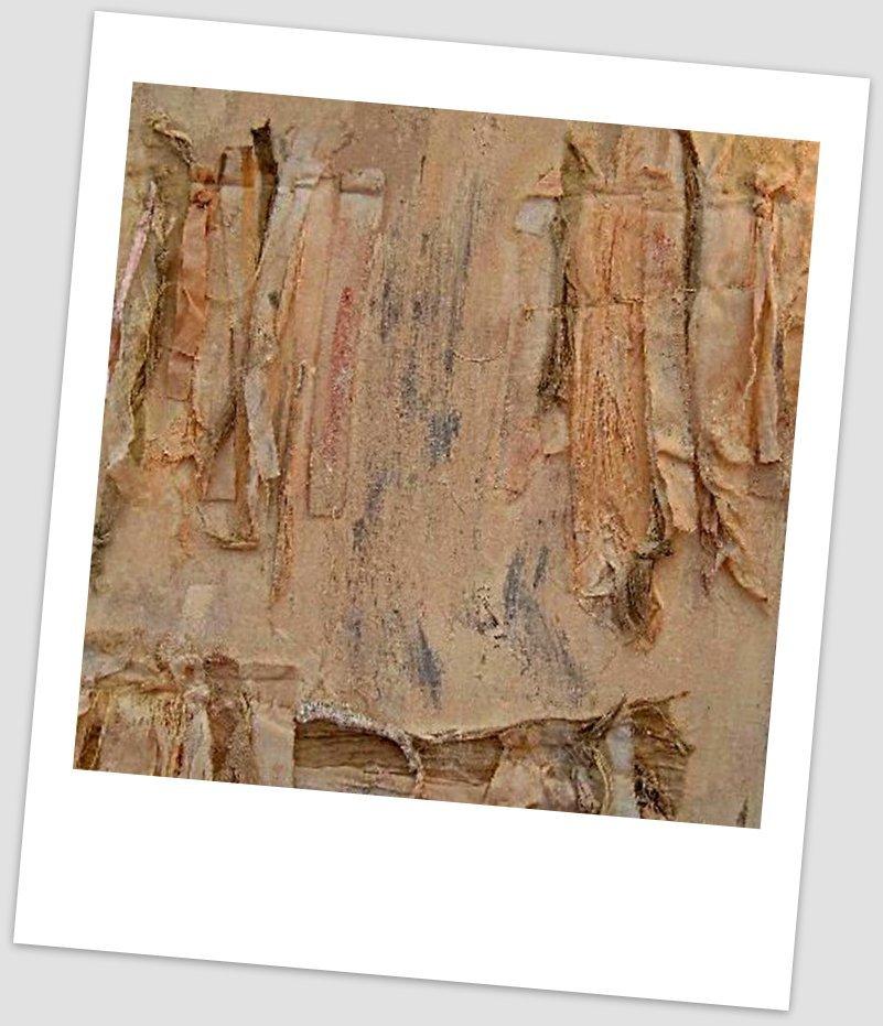 Torn Fabric wp